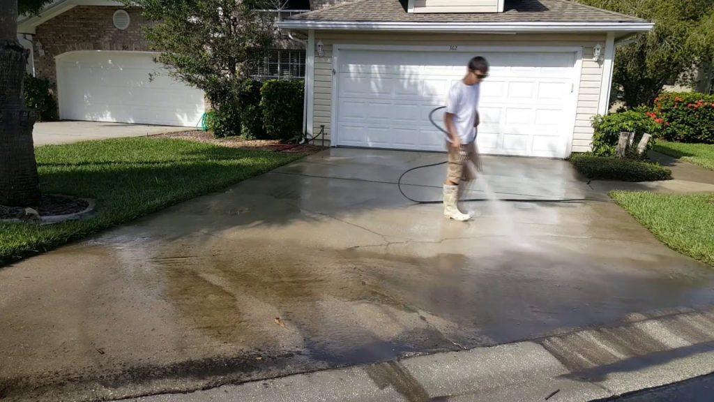 Driveway-Pressure-Washing-Myrtle Beach